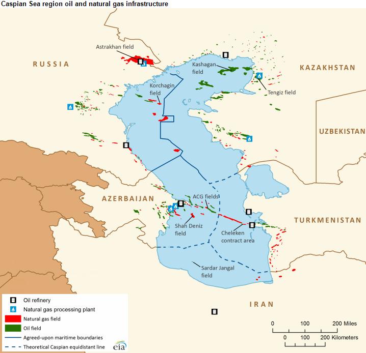 Caspian Operating Company,