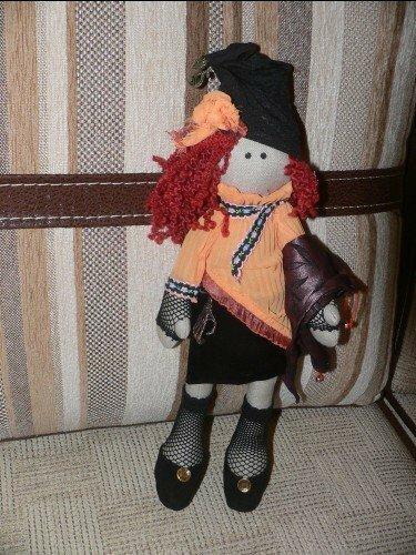 ведьмочка Бриджит