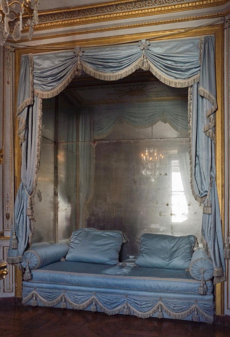 凡尔赛宫 - 佩蒂特的appartement德拉赖因 - 内阁德拉Meridienne