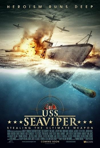 Военный корабль США Морская гадюка / USS Seaviper (2012) Blu-Ray 1080p | L1