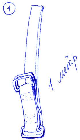 Петли trx своими руками размеры чертежи 443