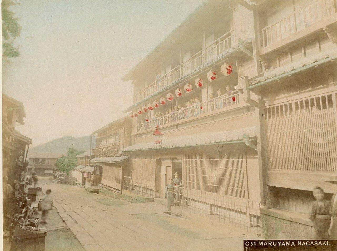 Нагасаки. Маруяма