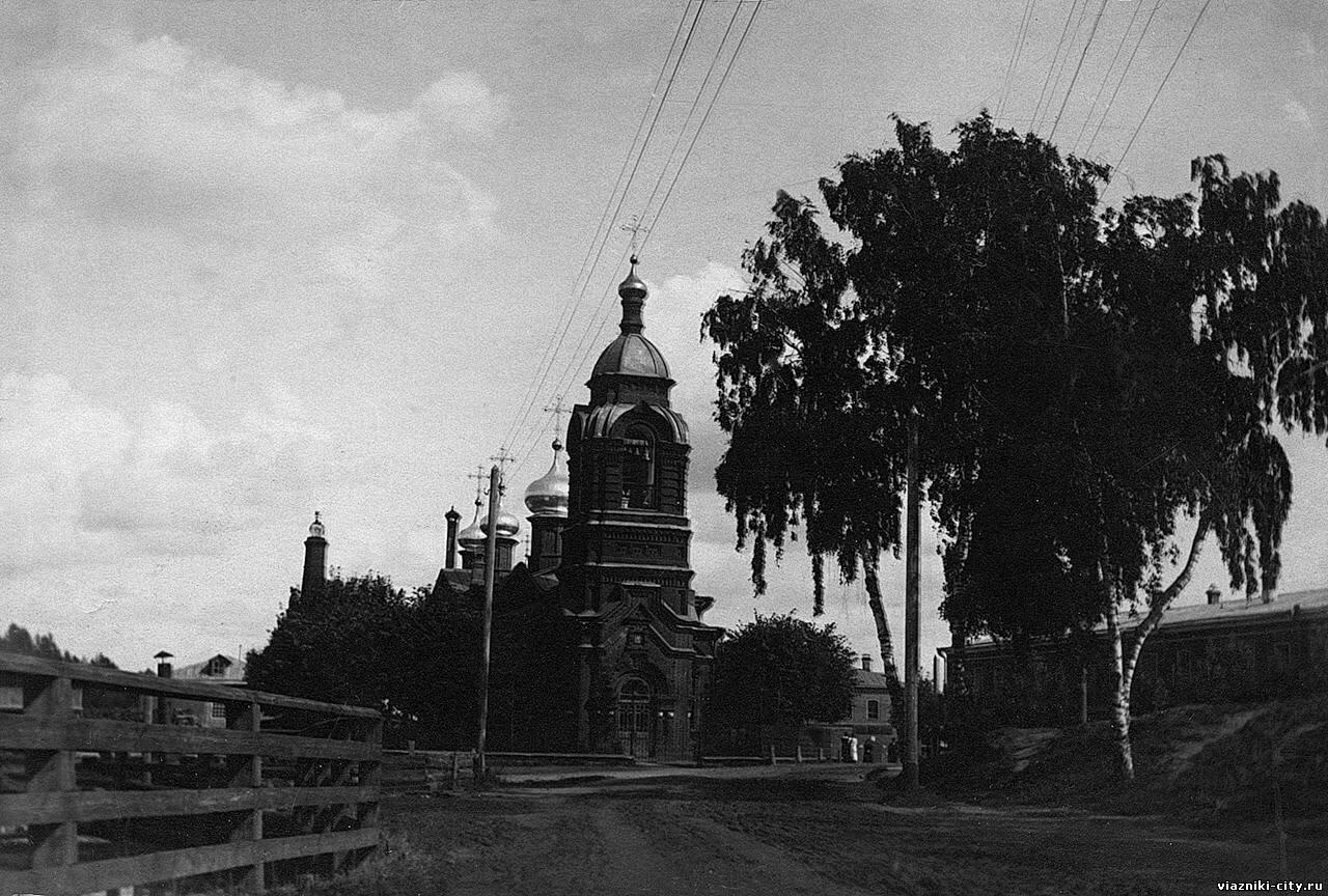 Старообрядческий храм в Ярцево