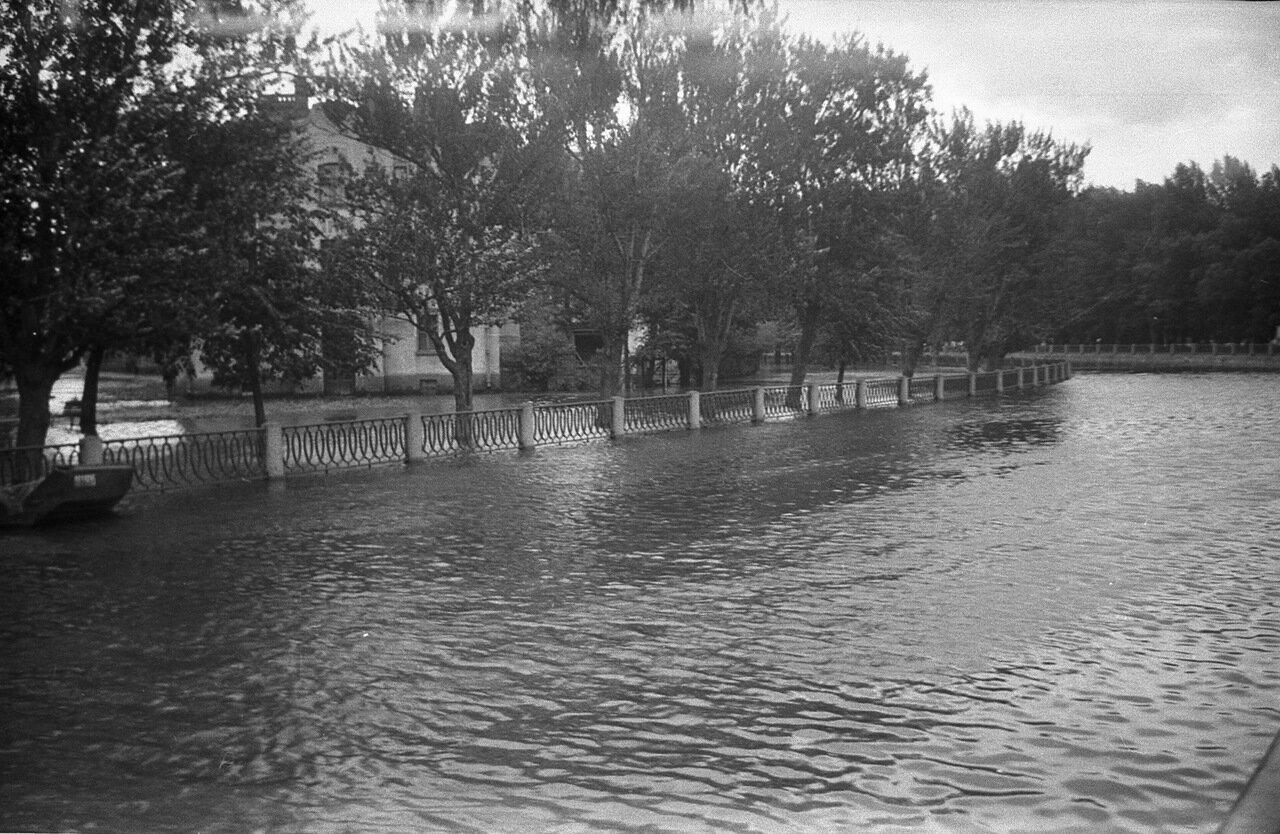 1976. Наводнение на Карповке
