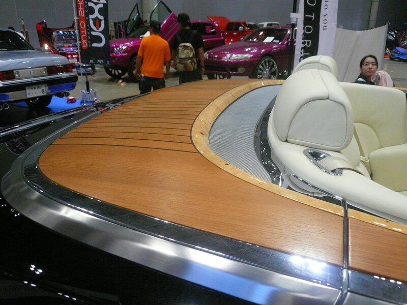 Японский тюнинг. NEXT - AUTO SHOW (часть 2)