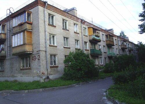 ул. Пограничника Гарькавого 49к2