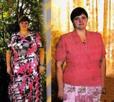 Как Елена смогла похудеть на 22 килограмма?