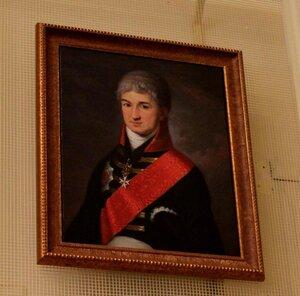 Портрет Н.П.Резанова