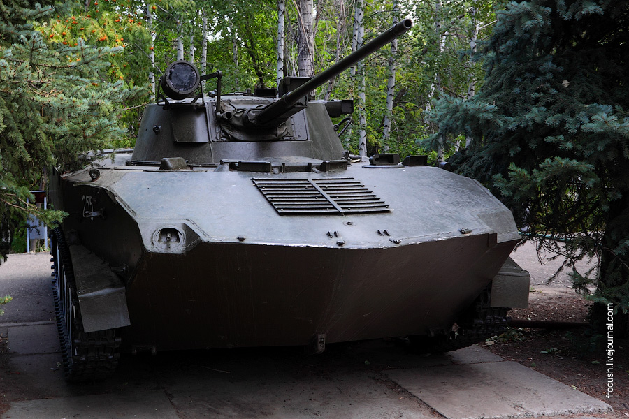 Боевая машина десанта БМД-2 «Будка»