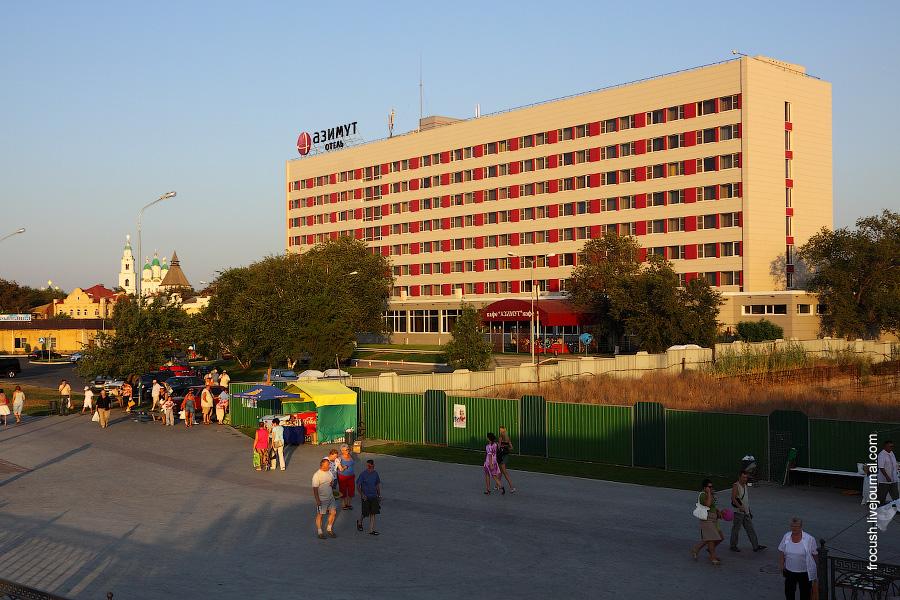 Азимут отель - 5ed8a