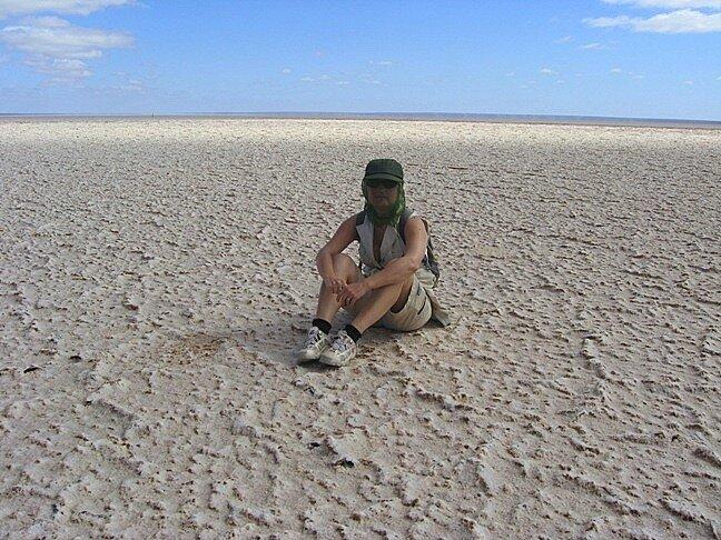 Australia Salt Lake Hart