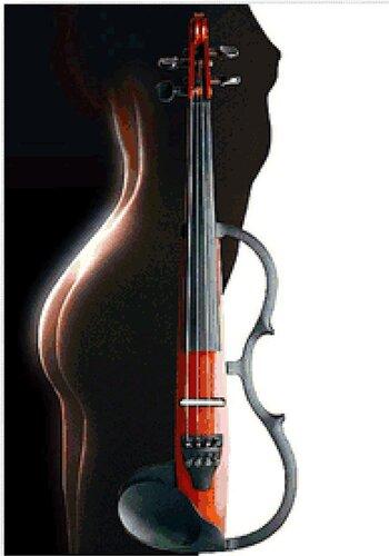 Силуэт и скрипка