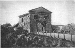 Окопи.Кам'янецька брама