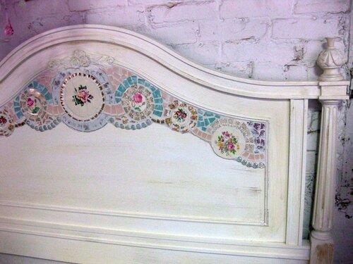 Декор из мозаики