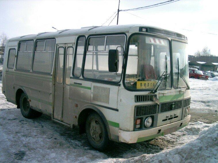 маршрутки Петрозаводска