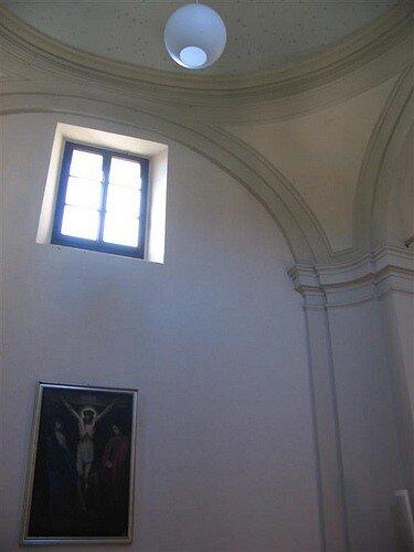 Скит святого Креста, Швейцария. Габриель Бунге