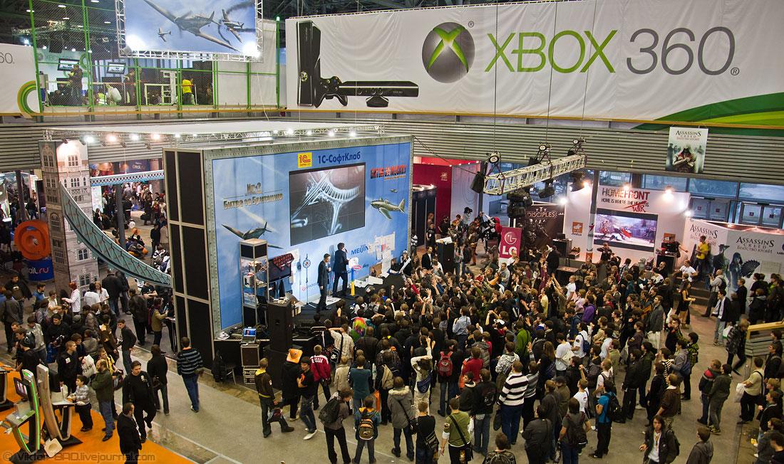 Igromir Expo 2010