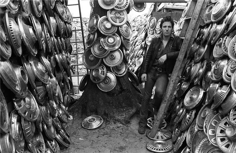Bruce Springsteen.  Photo by Lynn Goldsmith