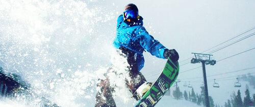 Выбор хорошего сноуборда