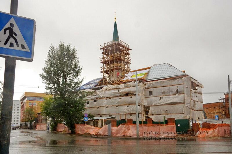 Галеевская мечеть, Пятая соборная, 1798—1801 гг., Казань