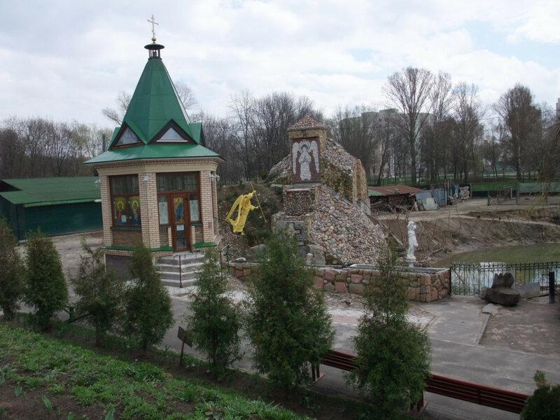 храм Архистратига Михаила в Гомеле