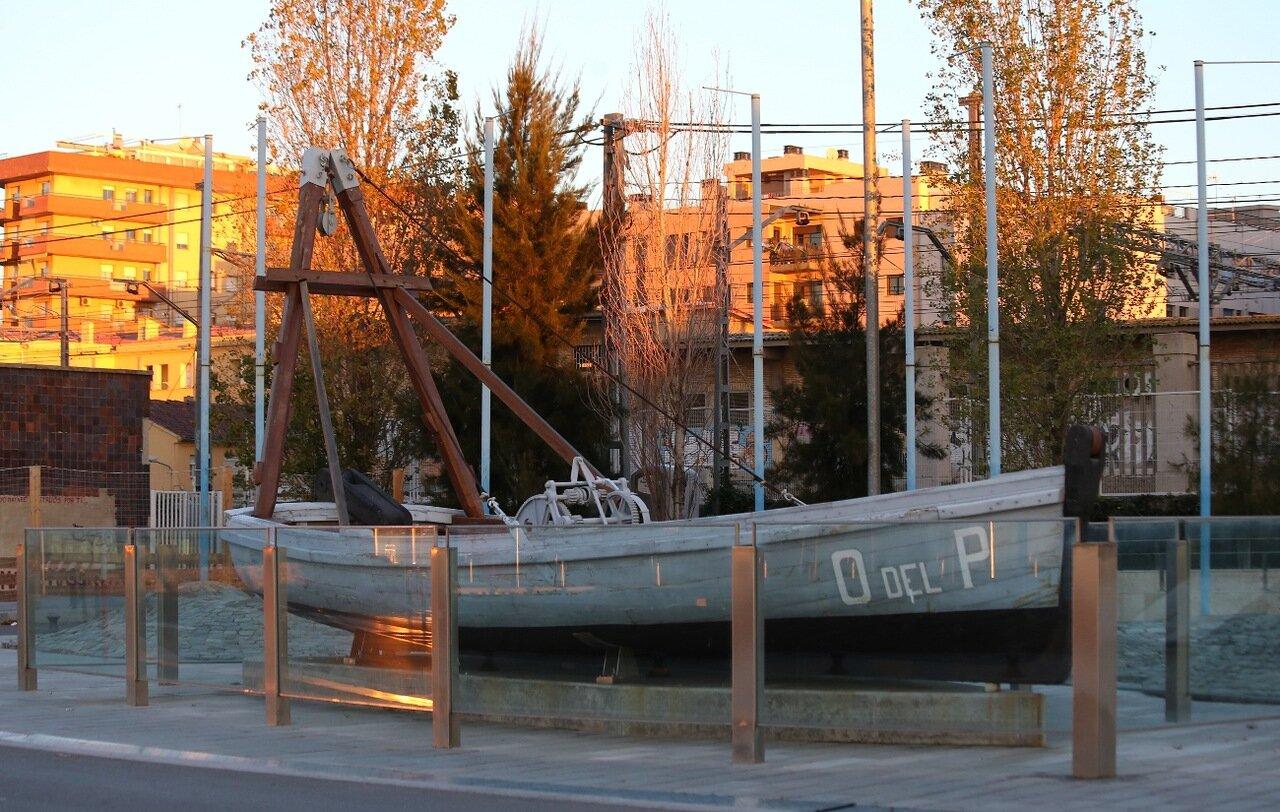 Таррагона. Музей порта. Museu del Port de Tarragona