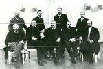 Группа депутатов Второй Государственной думы партии монархистов.