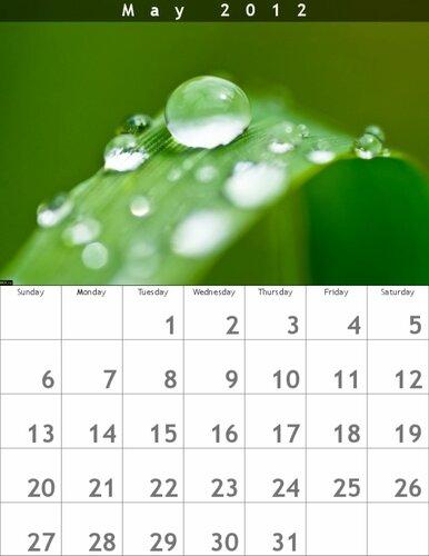 Делаем календарь онлайн с BigHugeLabs
