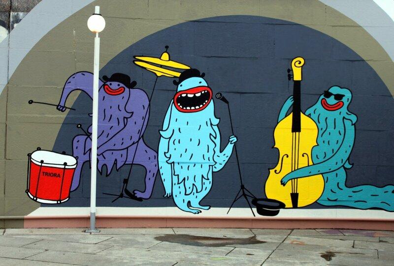 Оркестр водяных