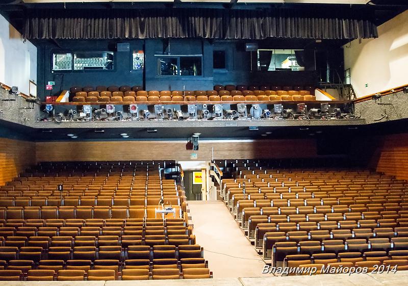 театр на таганке основная сцена фото