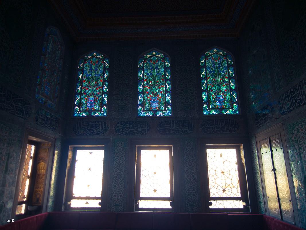 Стамбул - дворец Топкапы