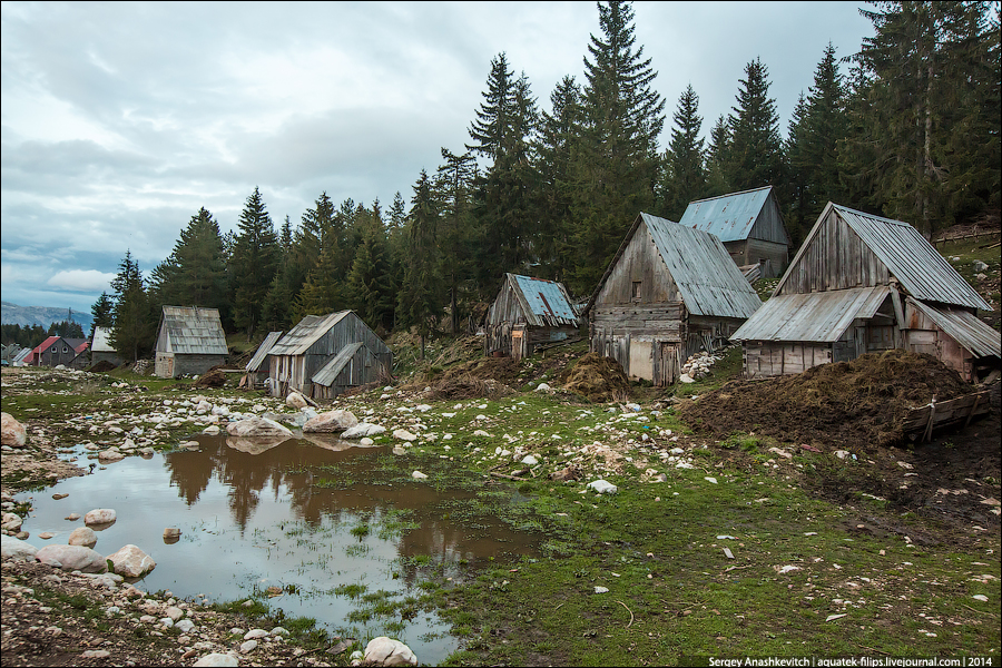 Северная Черногория