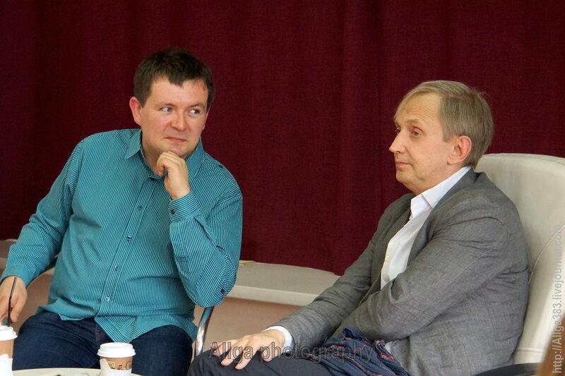 Встреча с Лаврентием Сорокиным