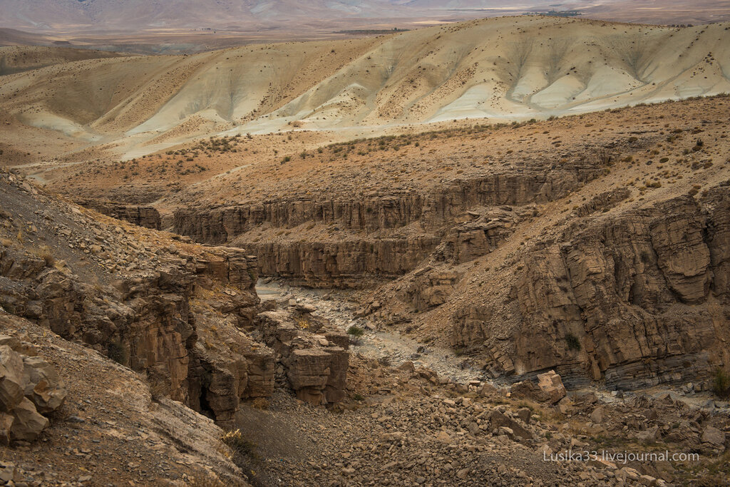 Центральный Иран