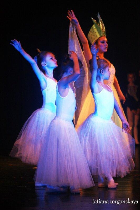 Танец Снежной королевы