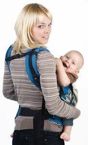 Описание конструкции слинг-рюкзачков I love mum