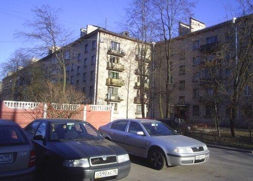 Новоизмайловский пр. 42к2