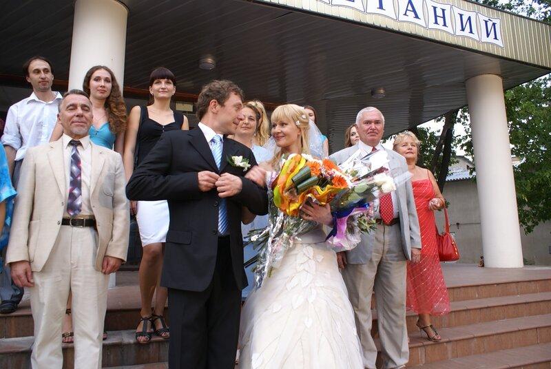 """Фото из альбома """"Дискотека 70 и ЗАГС - лето 2010 г."""""""