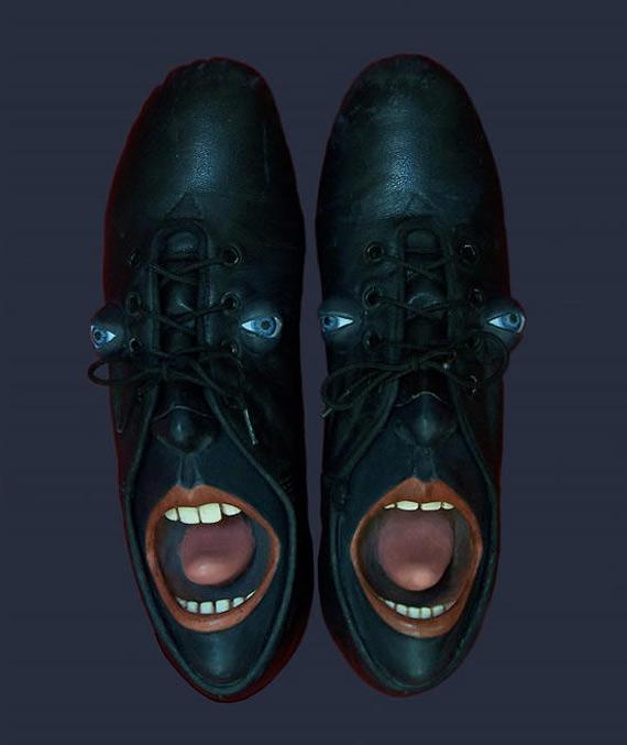 Обувной фетиш Гвена Мерфи (Shoe fetish Gwen Murphy)