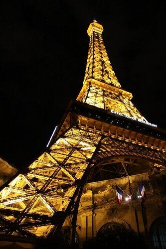 Эйфелева башня, Лас-Вегас