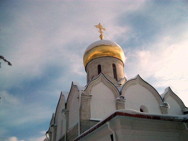 рождество в Звенигороде