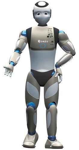 roboton Romeo робот-слуга