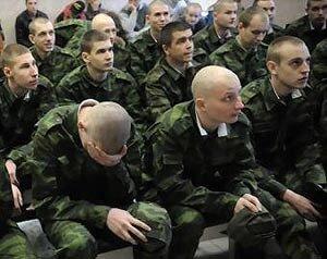 Военный комиссар Хабаровского края подвел предварительные итоги осеннего призыва 2010 года