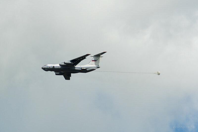Ильюшин Ил-76МД (RF-76770) D809676