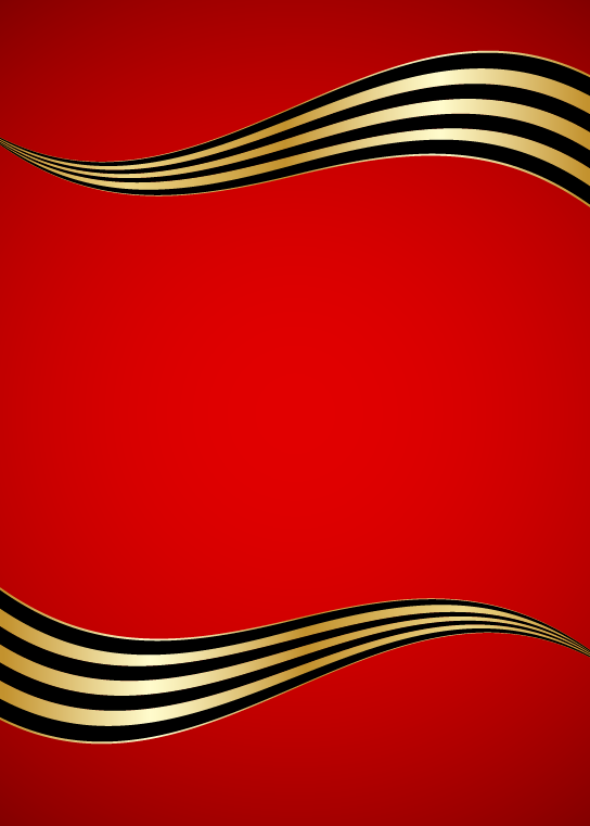 Для, рисунок дня победы на красном фоне