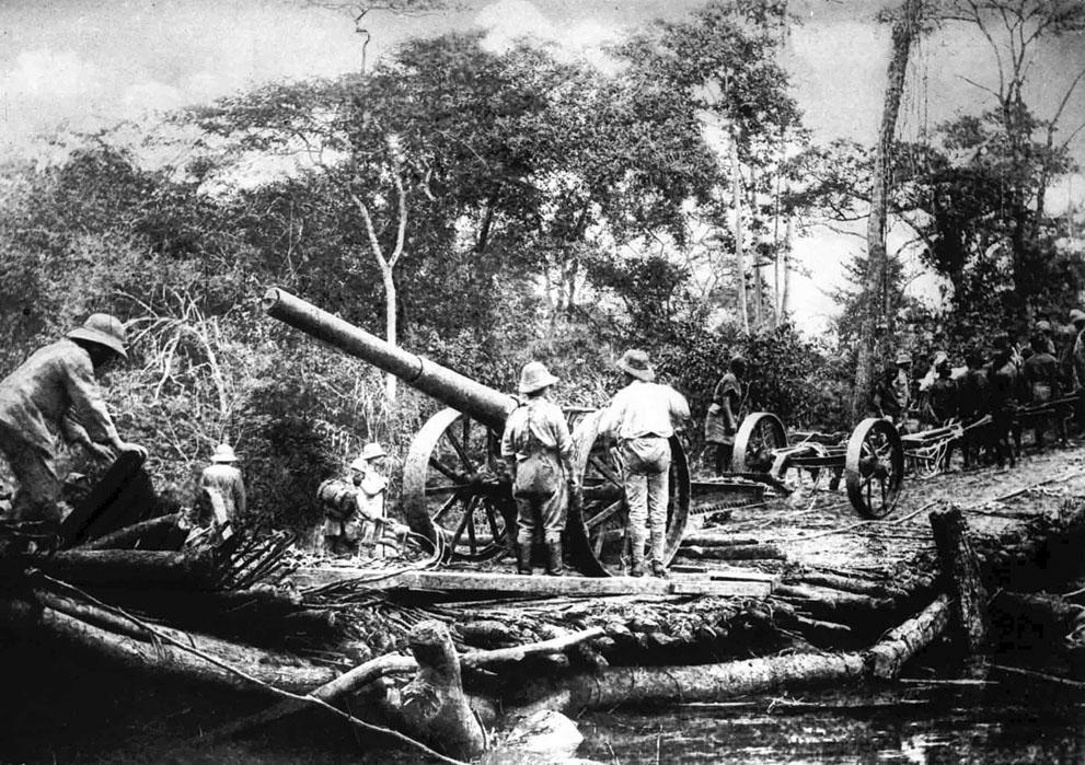 Первая мировая: война по всему миру