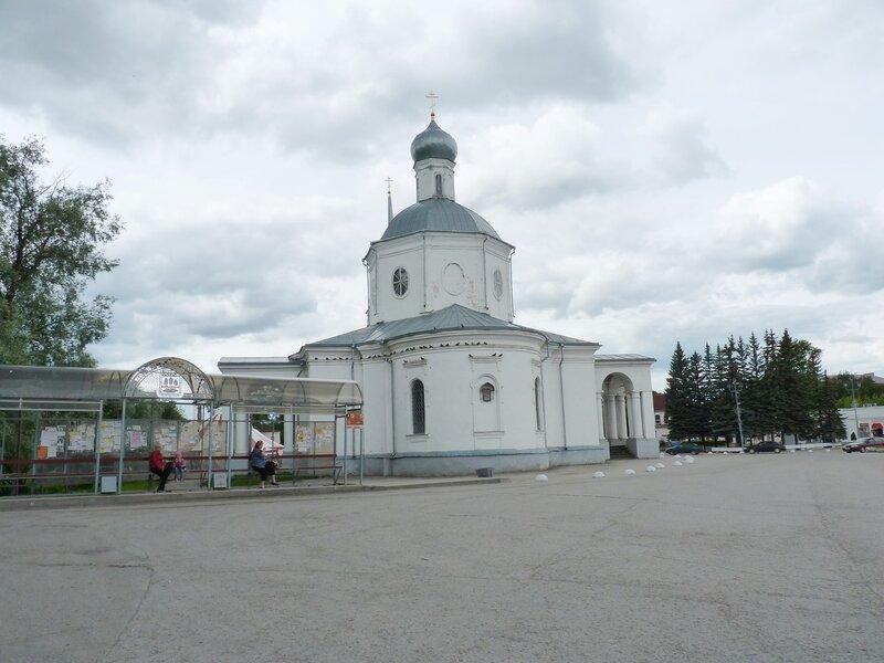 Троицкий собор в Острове