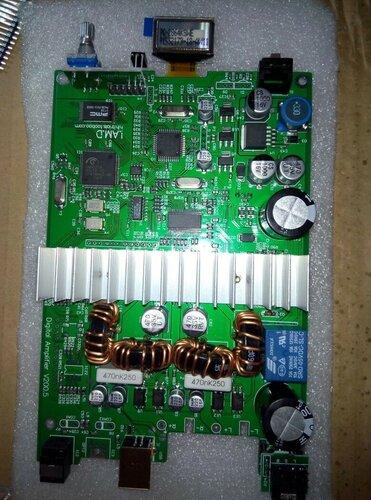 CM6631A + TAS5548