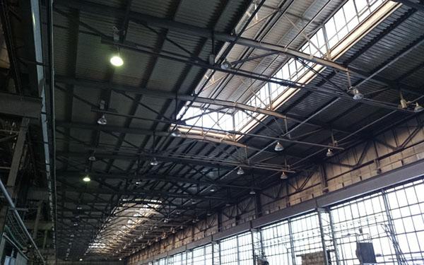 Промышленные помещения Игрограда
