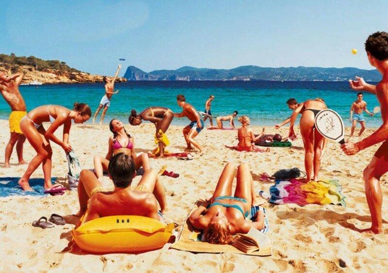 Самые необычные пляжи мира (фотоэкскурсия)